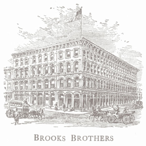 Brooks Brothers Drawing